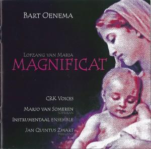 Magnificat (2011) voorkant