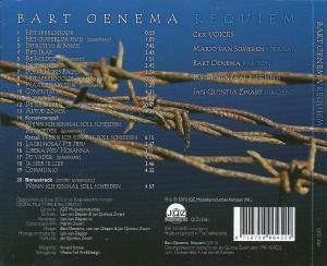 Requiem (2010) achterkant