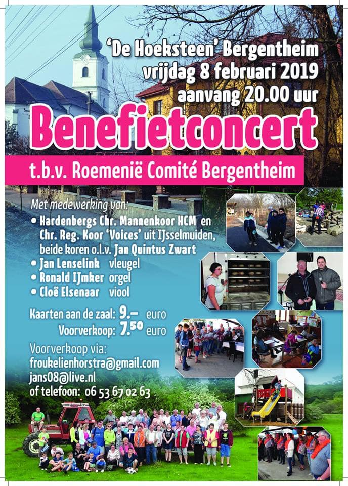 Flyer benefietconcert